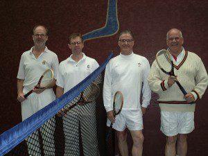 Ewan barker, rod Unmack, Dick Friend & Alan Willingham