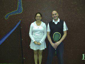 Annie Strange and Ben Jolly E Grade Finalists