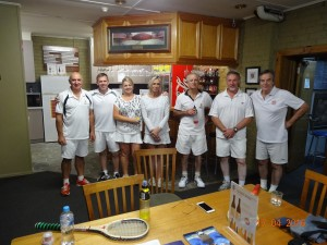 Masters Doubles 2016